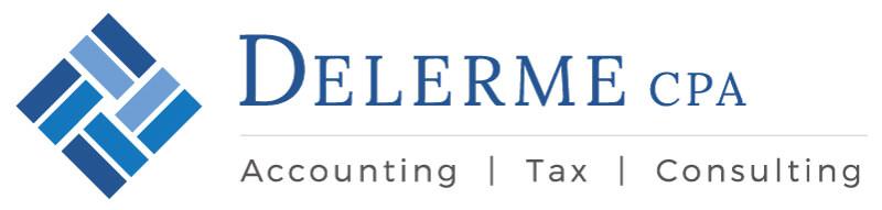 Delerme CPA Logo